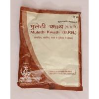MULETHI KWATH (100 GM)