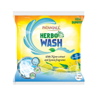 HERBO WASH DETERGENT POWDER-