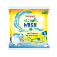 HERBO WASH DETERGENT POWDER-