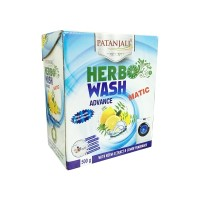 HERBO WASH ADVANCE MATIC DETERGENT POWDER