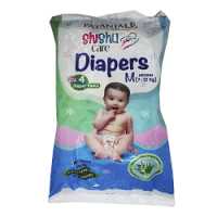 SHISHU CARE BABY DIAPER (MEDIUM-4)