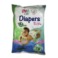 SHISHU CARE BABY DIAPER (SMALL-4)