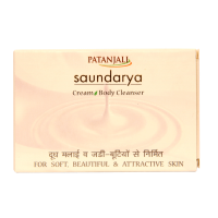 SAUNDARYA CREAM BODY CLEANSER (75 Gm.)