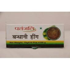 Patanjali Bandhani Hing (10 GM)