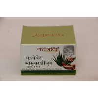 ALOEVERA MOSTURIZING CREAM (50 GM)