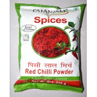SPICES RED CHILLI POWDER  (200 GM)