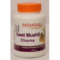 SWET MUSLI CHURNA  (100 GM)