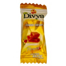 DIVYA COUGH DROPS HONEY